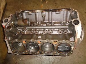 1958 58 Chevy 283 Engine Corvette Impala Date Code A 2 8 Casting Number 3737739