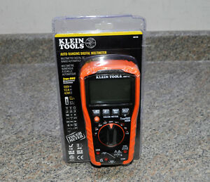 Klein Tools Mm7000 True Rms Auto Ranging Digital Multimeter Brand New Sealed