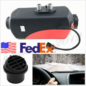 Usa Shipping Universal 5kw 12v Car Home Truck Bus Van Air Diesel Parking Heater