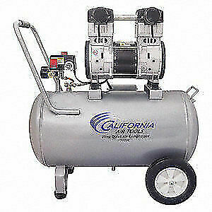 California Air Tools Portable Air Compressor 2 Hp 15 Gal 15020c