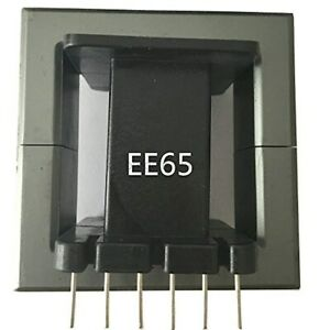 2sets Ee65b Large Power Transformer Ferrite Core Isolater Ferrite Rf Choke