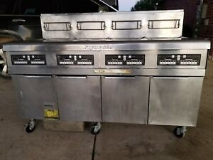 Frymaster 4 Vat Commercial Gas Fryer