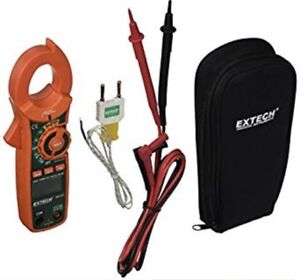 Brand New extech Ma410t True rms Ac Clamp Meter 600vac dc 400aac