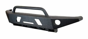 Dv8 Offroad 3pc Front Winch Bumper For 05 15 Tacoma Fbtt1 01