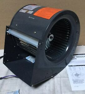 Dayton 1 6hp 115v Blower Model 1xjx7a Motor With Capacitor