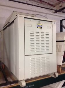 Used Onan Generator 20 000 Watts Ford 4 cylinder Low Hours Only 496 1 800 Rpm