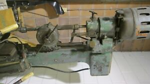 Pedestal Drill Press Automatic Feed Morse 2 Taper 1908 3 Speeds