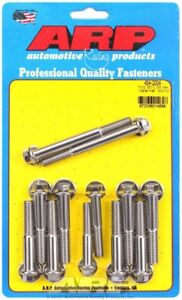 Arp 454 2004 Intake Manifold Bolt Kit Stainless 300 Hex Fit Ford