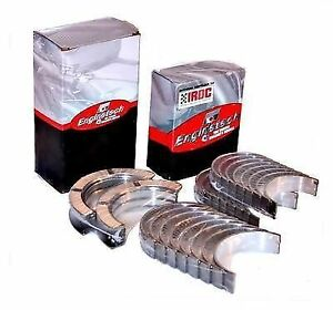 Enginetech 1970 1976 Chevy 400 Sbc Rod And Main Bearings Kit