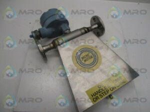 Micromotion Ds0405113su Mass Flow Sensor Used