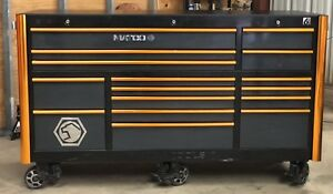 2016 Matco Series 6s Triple Bay Tool Box Shop Garage Chest Auto Can Deliver