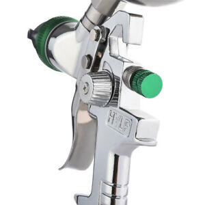 2 0mm Hvlp Gravity Feed Spray Gun Air Regulator Auto Air Paint Spray Gun Kit