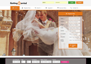 Dating Website Built in Chat Room