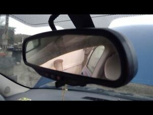 Rear View Mirror With Telematics Onstar Opt Ue1 Fits 01 08 Impala 9014967