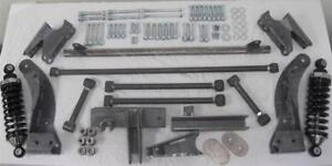1964 To 1970 Ford Mustang Rear Parallel 4 Link Kit W Panhard Bar