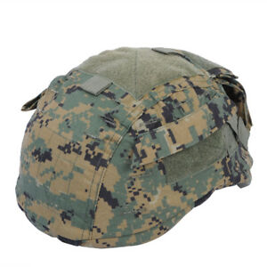 Emerson Tactical Army Helmet Cover Digital Woodland for MICH TC-2001 ACH Helmet