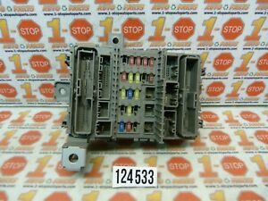 11 12 2011 2012 Honda Accord Ex L Passenger Side Fuse Box 38210 Ta0 A64 Oem