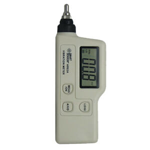 As63a High precision Digital Handheld Vibrometer Tester Vibration Analyzers