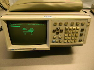 Hp 1630d Logic Analyzer Pods Probes Included See Pictures