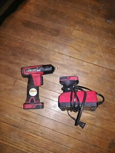 Snap On Ct725 1 4 Drive Cordless Impact Wrench Battery Charger