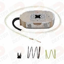 Dexter K71 105 00 Brake Magnet Kit 12 X2 5200 7000lb Axles White Wire