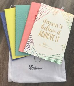 Erin Condren 2019 Monthly And Daily Petite Planners Lot Of 5 New