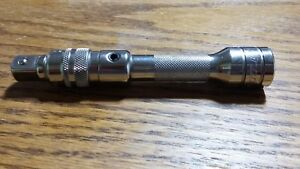 Snap On 3 8 Drive 3 Quick Release Locking Knurled Extension Fxkl3
