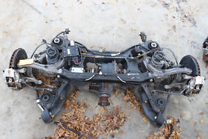 2009 2014 Cadillac Cts v 3 23 Rear End Axle Assembly Differential Lsd Complete
