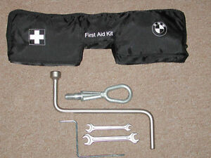 Bmw E65 E66 740i Trunk Tool First Aid Kit Tools E60