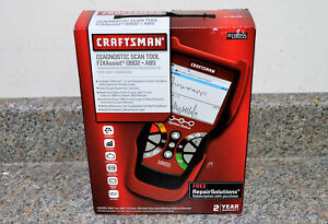 Craftsman 18655 Diagnostic Scan Tool Fixassist Obd2 Abs Brand New In Box