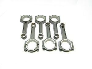 Howards 6 135 Bb Chevy Connecting Rods Crower Eagle Bbc
