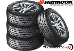 4 X Hankook H735 Kinergy St 225 50r17 94t Tires
