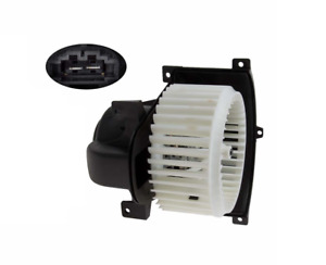 Front A c And Heater Electric Air Blower Fan Motor For Porsche 2003 2010 Cayenne