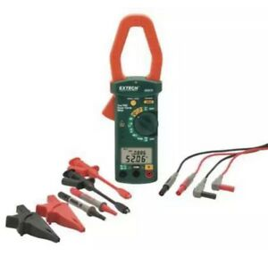 Bnib Extech 380976 True Rms Power Clamp Meter