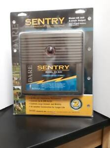 Dare Products Inc Sentry Series Electric Fence Energizer 200 acre Battery Powe