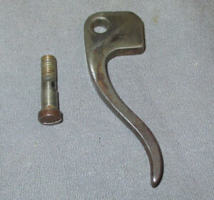 Antique Wheeler Wilson No 9 W9 Treadle Sewing Machine Presser Foot Lift Lever