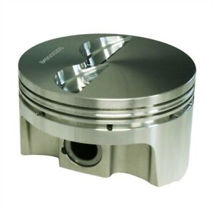 Howards Cams 849355205 Pro Max Forged Pistons Small Block Chevy 23 Degree Flat T
