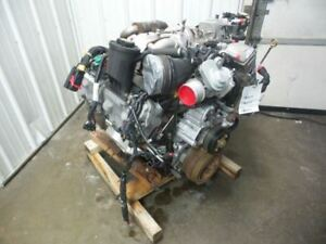 2008 2010 Ford Powerstroke Engine 6 4 Diesel Engine With Turbos 473698