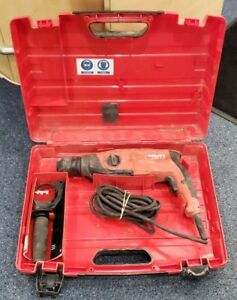 Hilti Te 3 c Rotary Hammer Drill 120v Pre owned Free Shipping