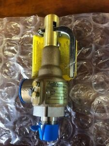 New apollo Valves By Conbraco Steam Safety Valve 19ldca100