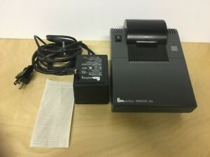 Verifone 250 Credit Card Receipt Printer Point Of Sale W Ac Adapter