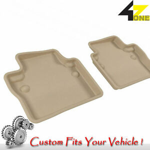 3d Fits 2007 2016 Volvo S80 G3ac10843 Tan Waterproof Third Row Car Parts For Sal