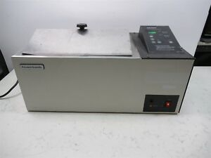 Precision Reciprocal Shaking Water Bath Model 25 Heated Laboratory Unit With Lid