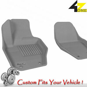 3d Fits 2011 2015 Volvo S60 G3ac71523 Gray Waterproof Front Car Parts For Sale