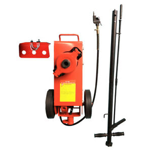 Brand New Air Hydraulic Floor Jack Auto Repair 22ton Red