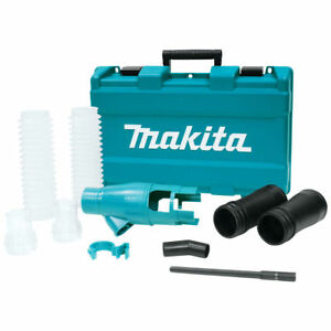 New Makita 196537 4 Drilling And Demolition Sds max Dust Extraction Attachment