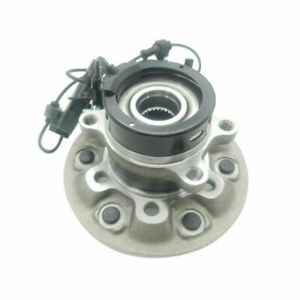 2 Front Wheel Hub And Bearing Left And Right 2000 2008 For Nissan Maxima