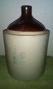 One Gallon Jug By Western Stoneware Of Monmouth Illinois