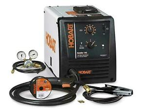 Hobart Handler 140 Mig Welder 115v Metal Working Weilding Soldering Equipment