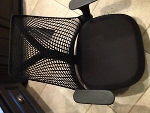 Sayl Chair By Herman Miller Black No Base